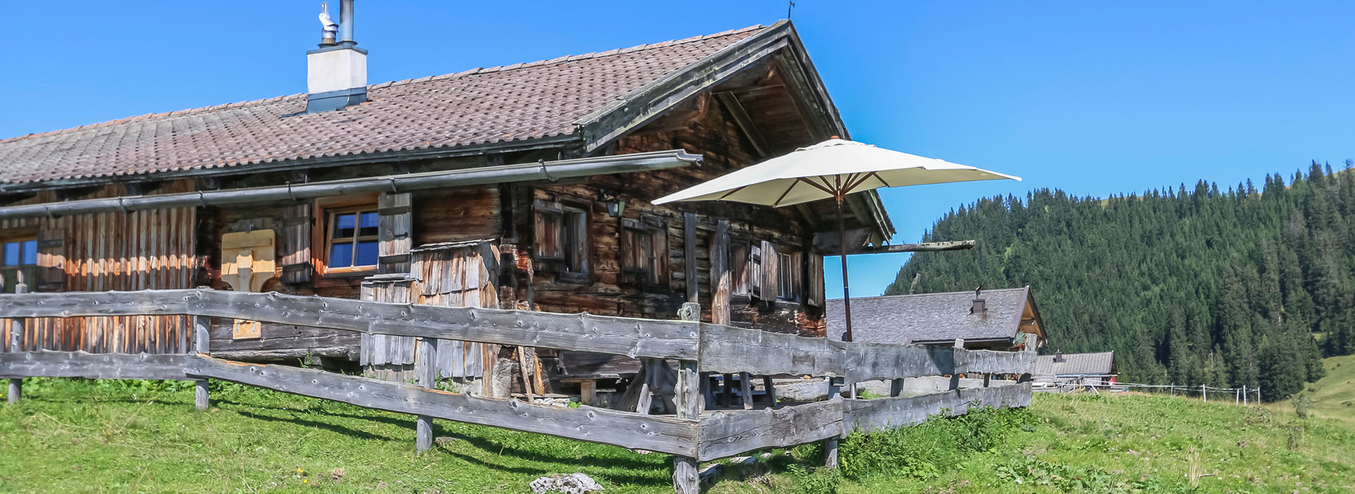 The Postkaser and Postalm in Lofer - Alpine chalet holidays in Austria