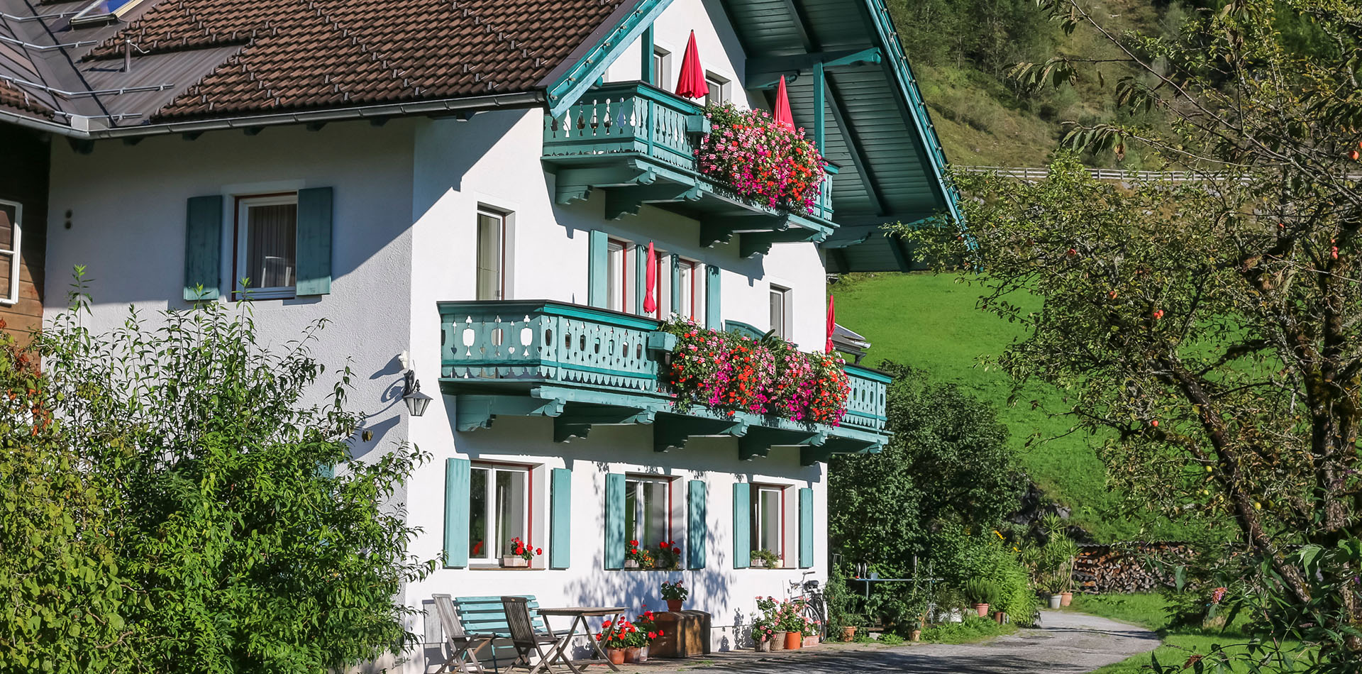 Your accommodation in the Salzburger Land